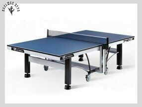 Теннисный стол ''CORNILLEAU COMPETITION 740 ITTF BLUE''